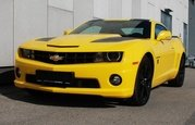 Chevrolet Camaro Transformers Edition by O.CT Tuning