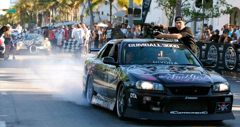 2012 Gumball 3000 Kicks Off On May 25th