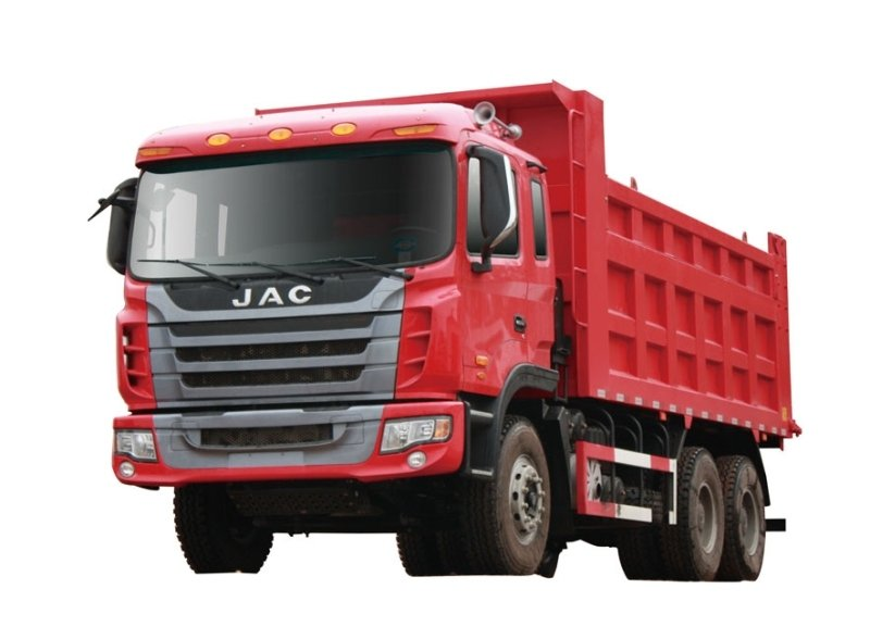 2012 JAC Heavy Duty