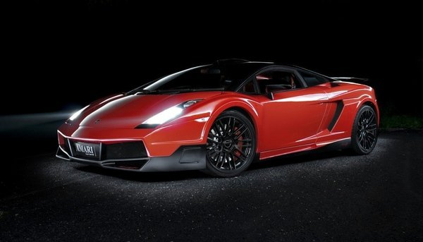 Lamborghini Gallardo Invidia 540 by Amari Design