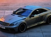 Mercedes CL-Class Black Edition V2 by Prior Design