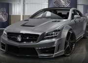 Mercedes CLS63 AMG Stealth by German Special Customs