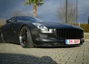 Mercedes SLS AMG by HMS Tuning