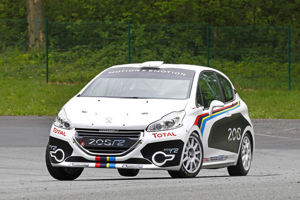 2012 peugeot 208 r2 rally car review - top speed