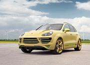 "Porsche Cayenne Vantage 2 ""Lemon"" by Top Car"