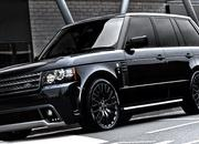 Range Rover Westminister Black Label Edition by Kahn Design