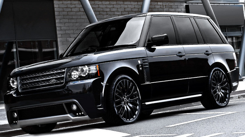 2012 Range Rover Westminister Black Label Edition By Kahn