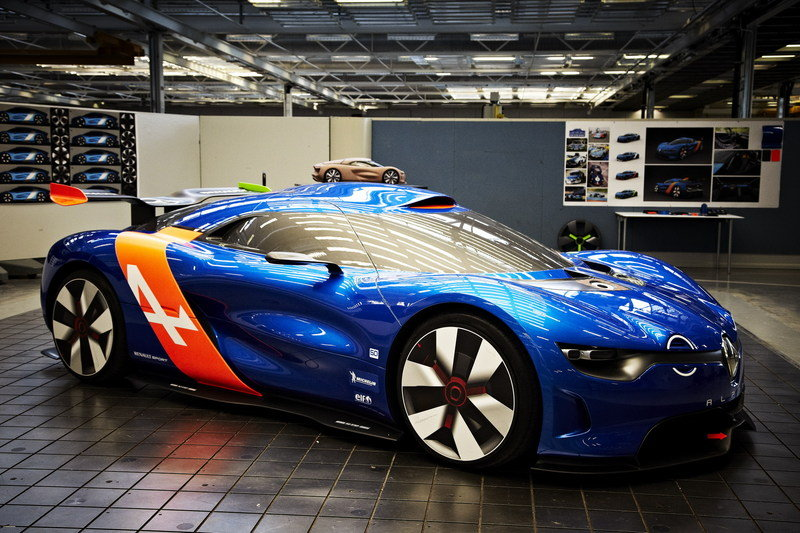 renault alpine reviews specs prices photos and videos top speed. Black Bedroom Furniture Sets. Home Design Ideas