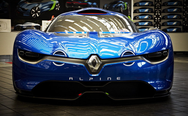 "Renault Set to Present Two ""Performance Oriented"" Concepts at Goodwood"