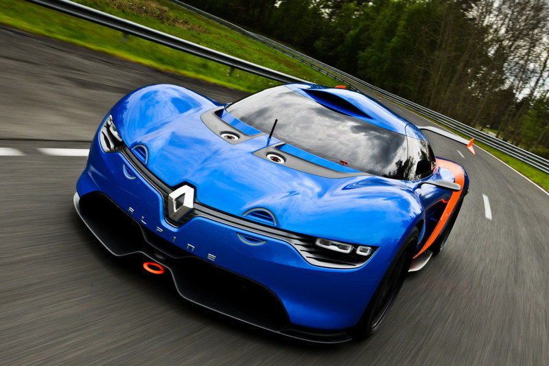 Renault to tackle Goodwood with new Alpine A110-50 Concept