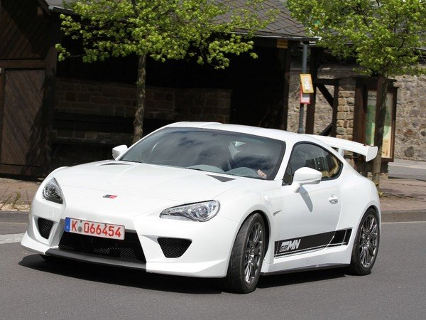 Toyota GT 86 Sport FR Concept by Gazoo Racing