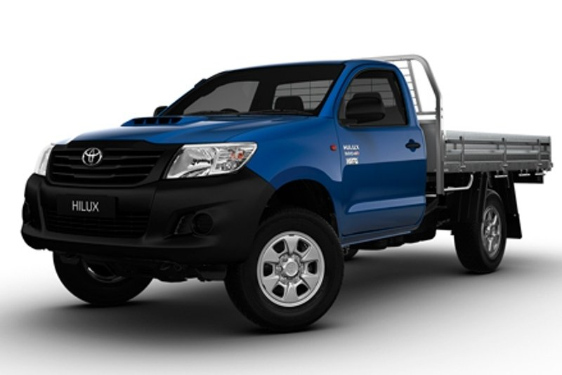 2012 Toyota Hilux Chassis Cab