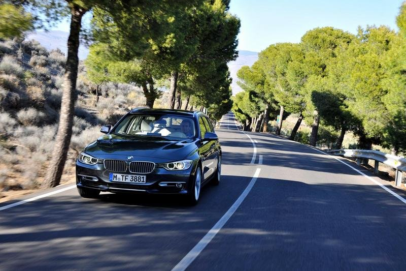 2014 BMW 3 Series Sports Wagon High Resolution Exterior - image 454911