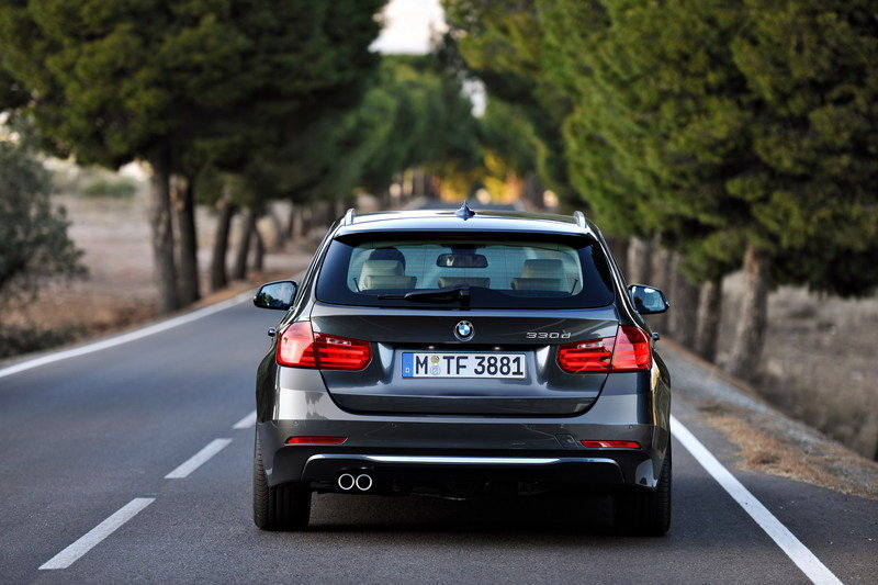 2014 BMW 3 Series Sports Wagon High Resolution Exterior - image 454916
