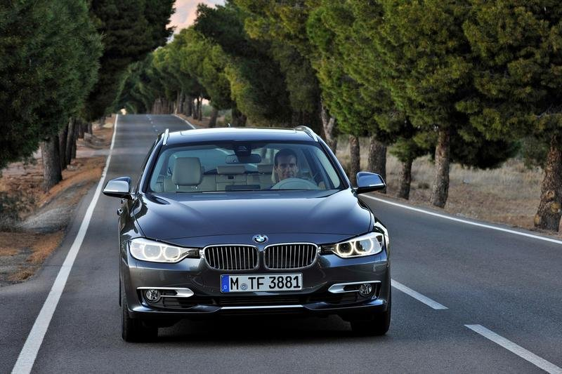 2014 BMW 3 Series Sports Wagon High Resolution Exterior - image 454920