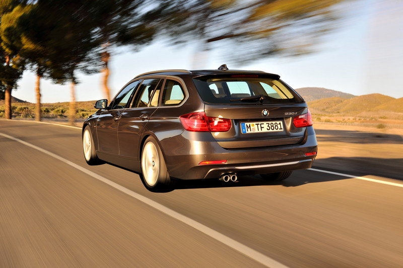 2014 BMW 3 Series Sports Wagon High Resolution Exterior - image 454923