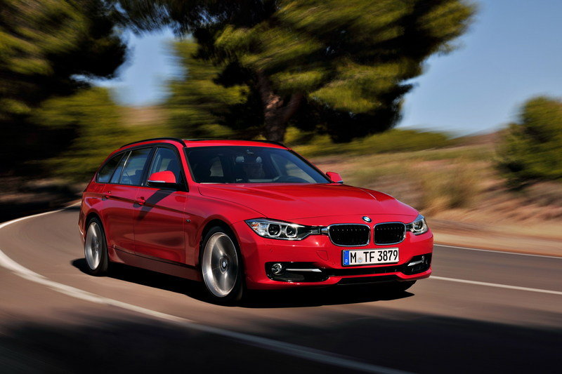 2014 BMW 3 Series Sports Wagon High Resolution Exterior - image 454926