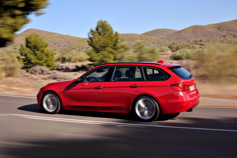 2014 BMW 3 Series Sports Wagon High Resolution Exterior - image 454929