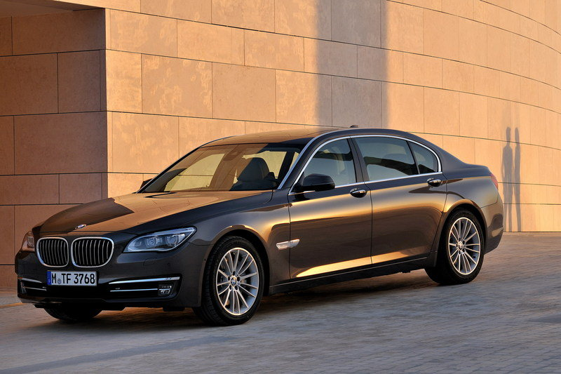 2013 BMW 7-Series High Resolution Exterior - image 457272