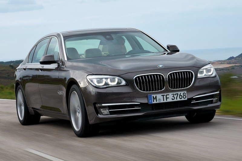 2013 BMW 7-Series High Resolution Exterior - image 457292