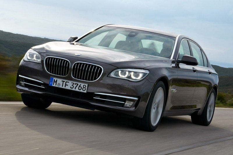2013 BMW 7-Series High Resolution Exterior - image 457293