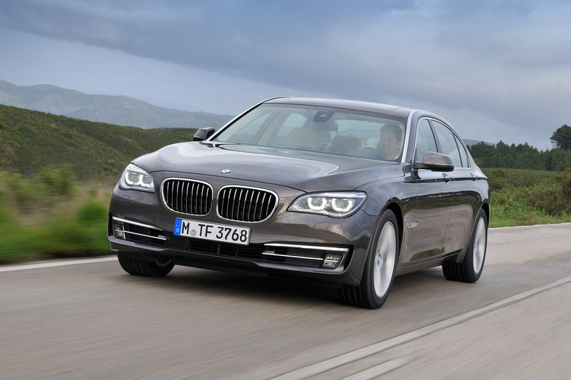 2013 BMW 7-Series High Resolution Exterior Wallpaper quality - image 457295