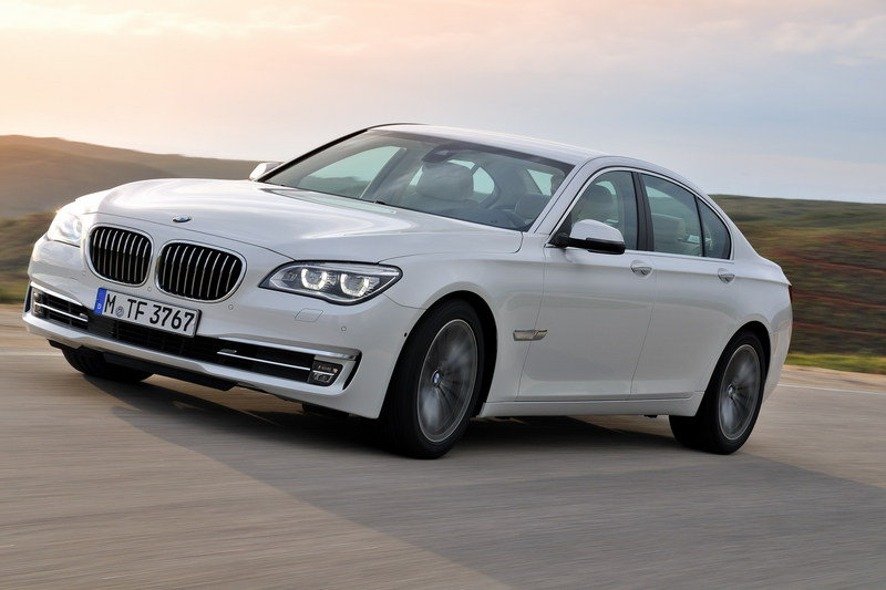 2013 BMW 7-Series High Resolution Exterior - image 457296