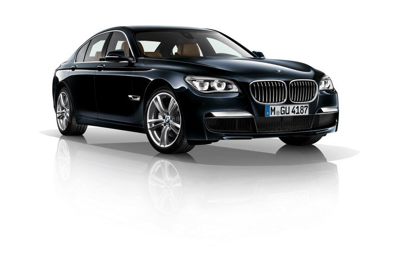 2013 BMW 7-Series High Resolution Exterior - image 457316