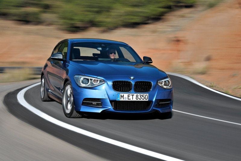 2013 BMW M135i High Resolution Exterior Wallpaper quality - image 454972