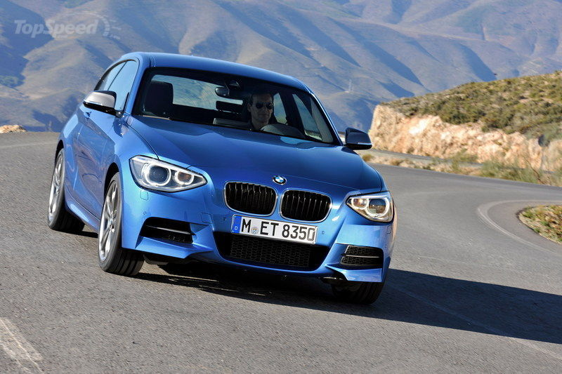 2013 BMW M135i High Resolution Exterior - image 454968
