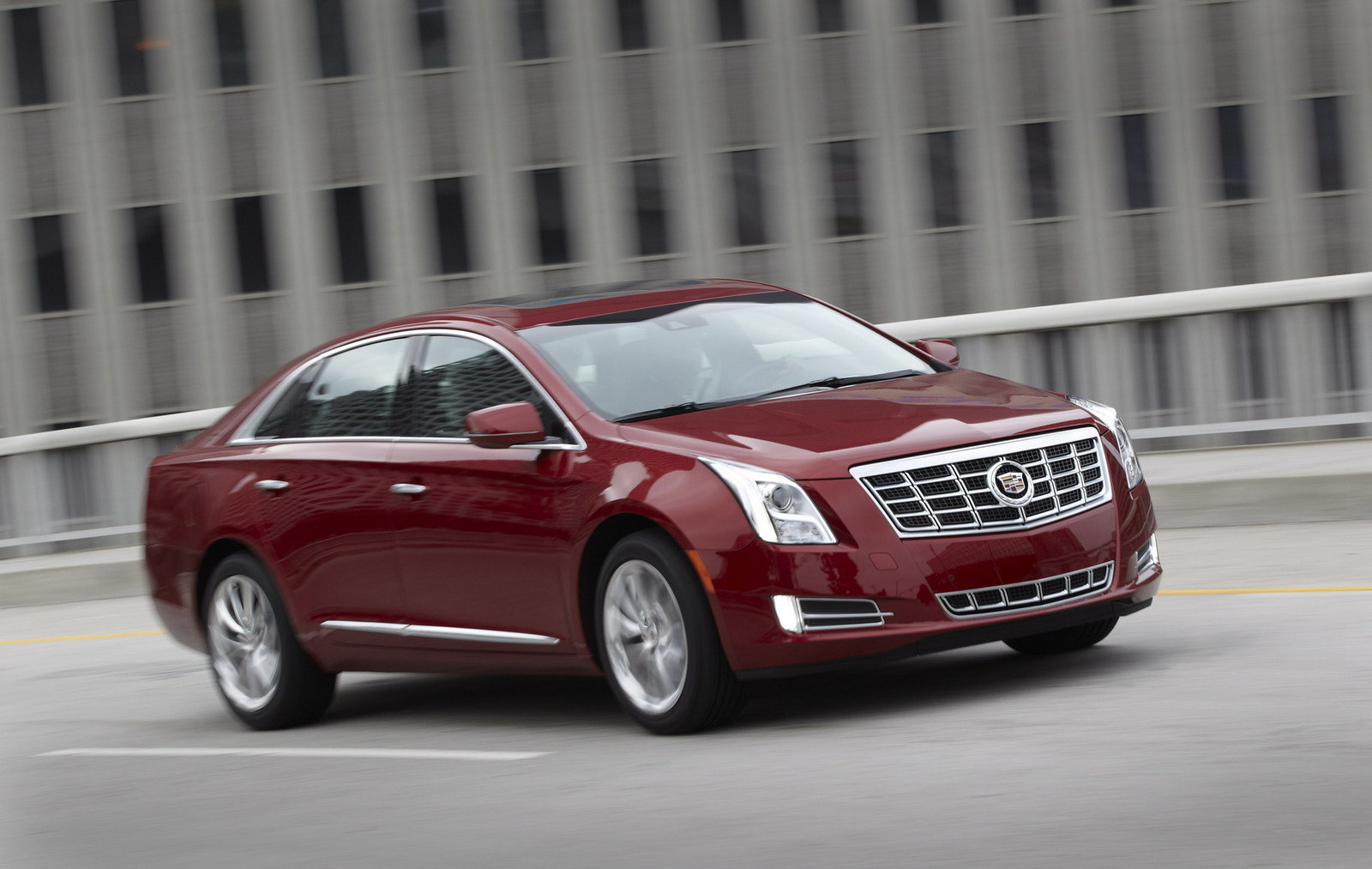 Mercedes Los Angeles >> 2013 Cadillac XTS Review - Top Speed