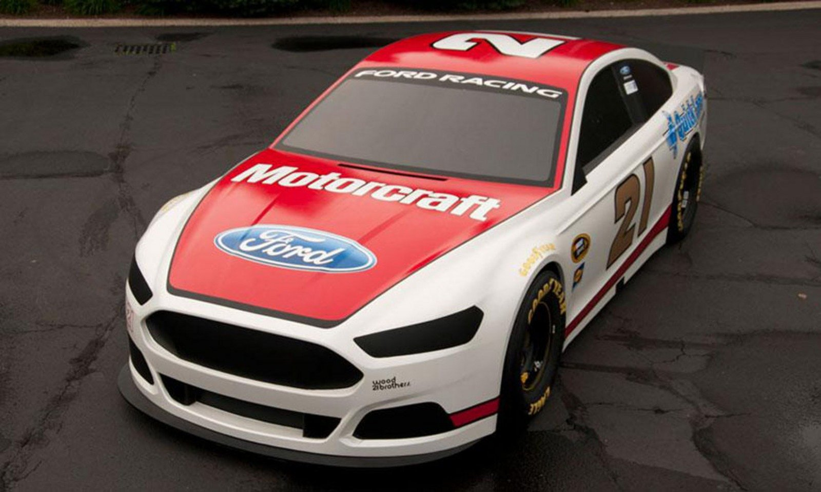 2013 Ford Fusion NASCAR Sprint Cup Review - Gallery - Top Speed