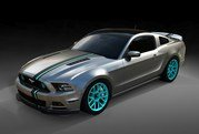 Ford Mustang by SEMA Businesswomen's Network