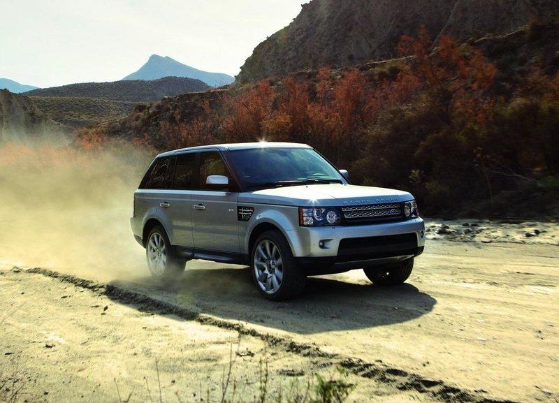 2013 Land Rover Range Rover Sport GT Limited Edition wallpaper image