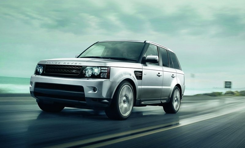 2013 Land Rover Range Rover Sport GT Limited Edition