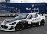 Maserati GranTurismo Trofeo World Series Race Car