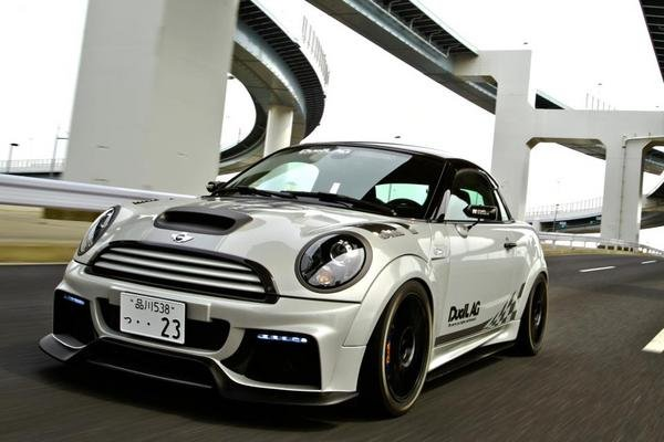 MINI Coupe John Cooper Works by DuelL AG