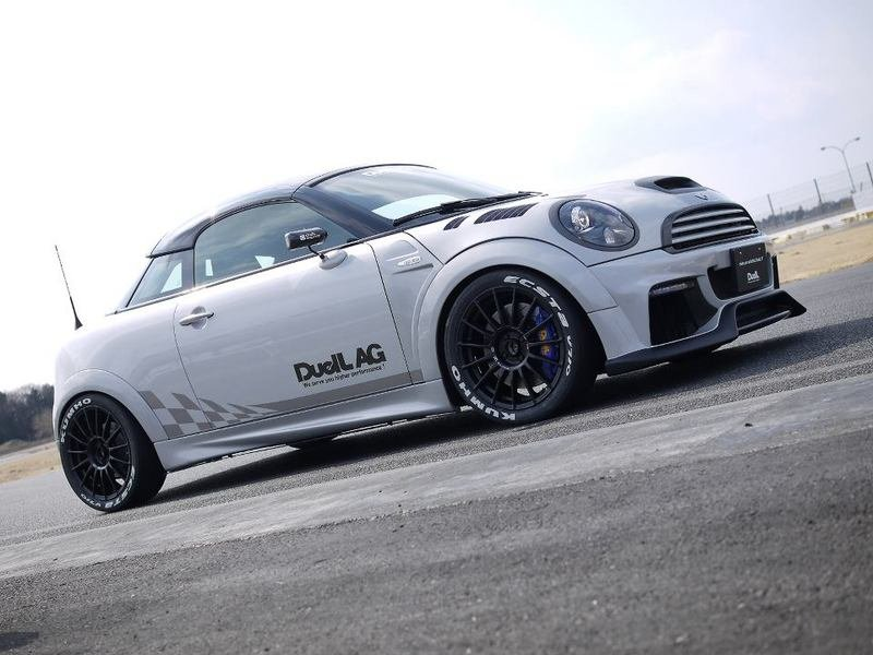 2013 MINI Coupe John Cooper Works by DuelL AG