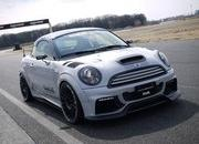 2013 MINI Coupe John Cooper Works by DuelL AG - image 453772