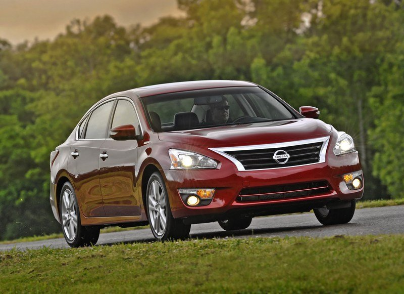 2013 Nissan Altima High Resolution Exterior Wallpaper quality - image 456570