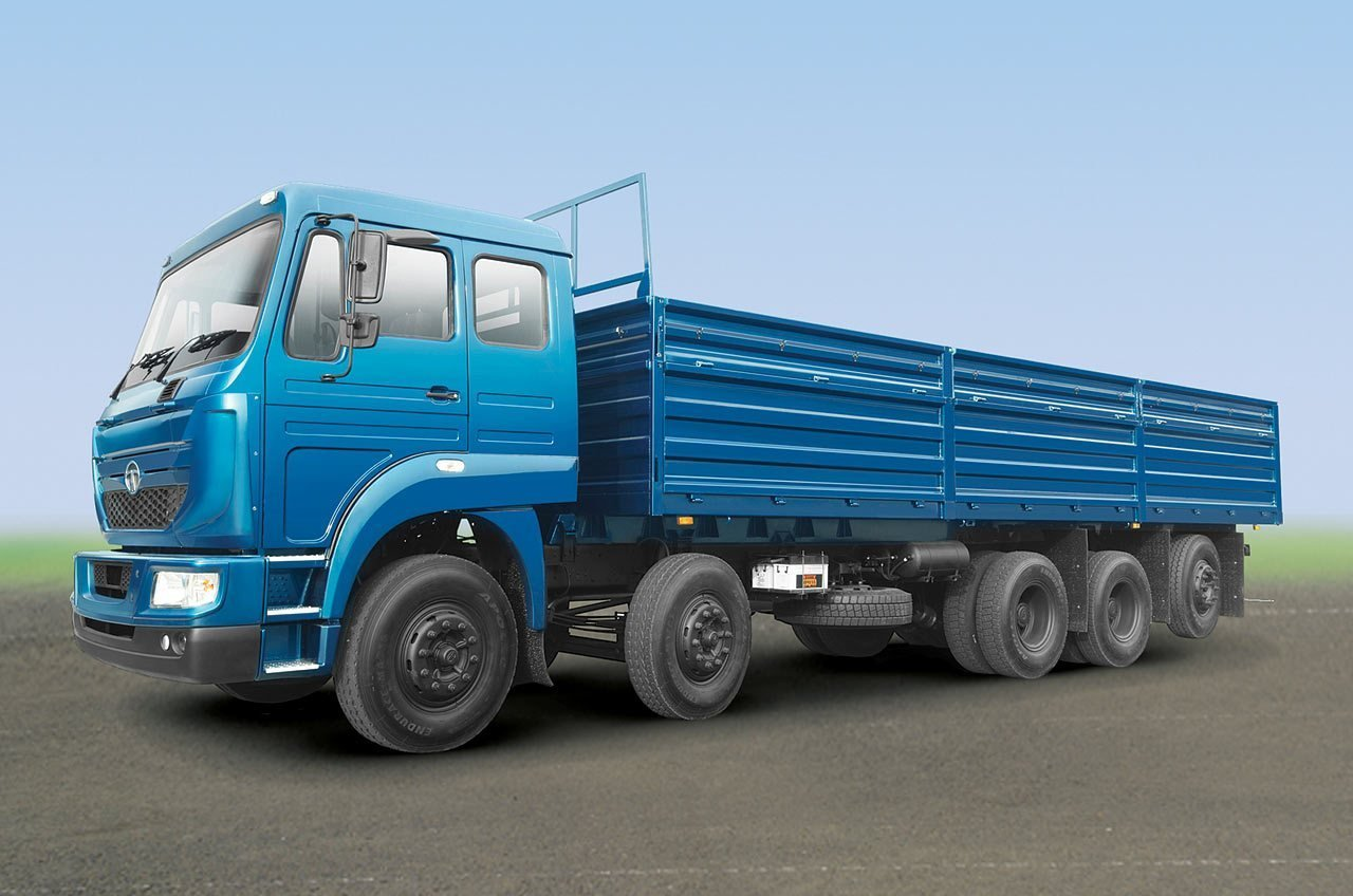2013 Tata LPT 3723 - Picture 457166 | truck review @ Top Speed