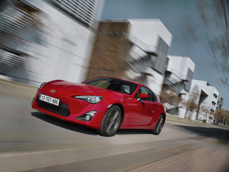 2013 Toyota GT 86 High Resolution Exterior - image 453866