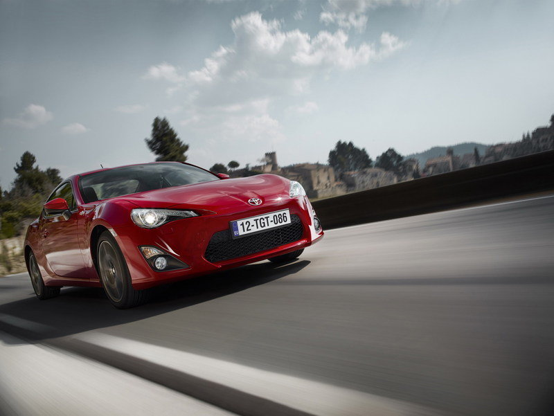 2013 Toyota GT 86 High Resolution Exterior - image 453870