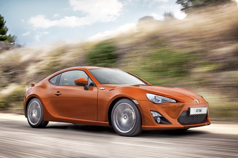 2013 Toyota GT 86 High Resolution Exterior - image 453871