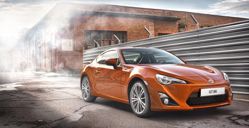 There Will Be No Hybrid Toyota GT 86