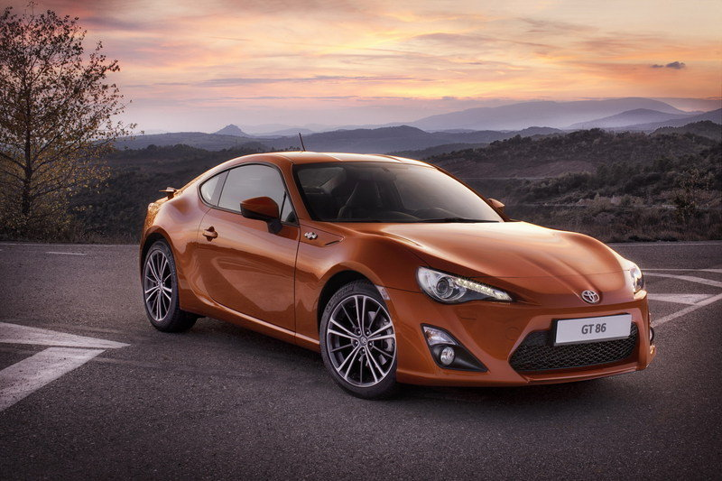2013 Toyota GT 86 High Resolution Exterior Wallpaper quality - image 453931