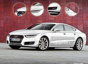 Audi Will Preview its New Design Language and the A9 Sedan in LA - image 455893