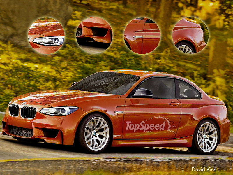 2016 - 2018 BMW M2 Exclusive Renderings - image 456057