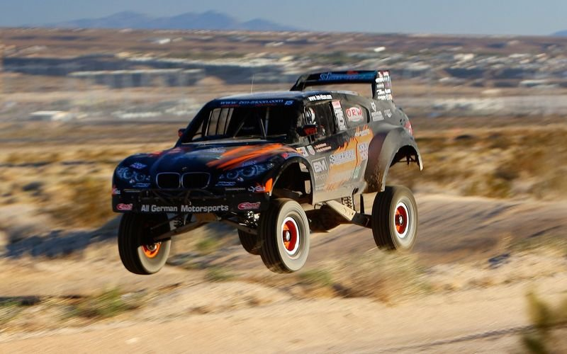 2012 BMW X6 Trophy Truck by All German Motorsports