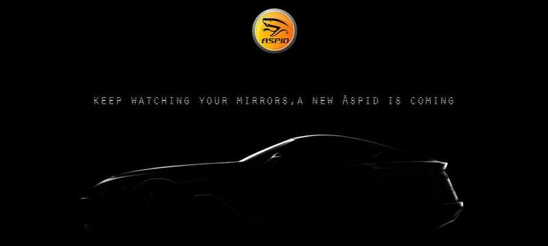 IFR Automotive teases mysterious new sports car